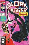 Cover for Cloak and Dagger (Marvel, 1990 series) #17