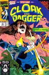 Cover for Cloak and Dagger (Marvel, 1990 series) #18