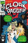 Cover for Cloak and Dagger (Marvel, 1990 series) #19