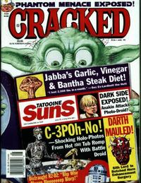 Cover Thumbnail for Cracked (Globe Communications Corp., 1985 series) #336