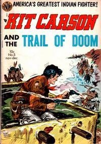 Cover Thumbnail for Kit Carson (Avon, 1950 series) #5