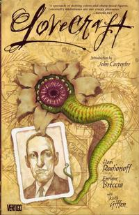 Cover Thumbnail for Lovecraft (DC, 2004 series)