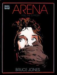 Cover Thumbnail for Marvel Graphic Novel: Arena (Marvel, 1989 series)