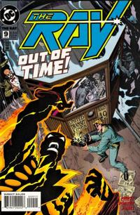 Cover Thumbnail for The Ray (DC, 1994 series) #9 [Direct Sales]