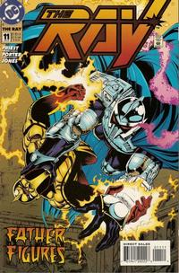 Cover Thumbnail for The Ray (DC, 1994 series) #11