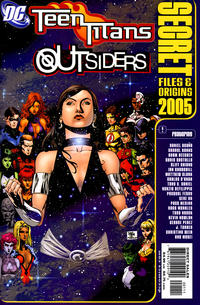 Cover Thumbnail for Teen Titans and Outsiders Secret Files and Origins 2005 (DC, 2005 series)