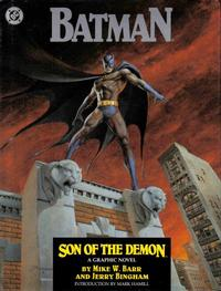Cover Thumbnail for Batman: Son of the Demon (DC, 1987 series)