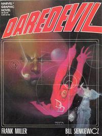 Cover Thumbnail for Marvel Graphic Novel: Daredevil (Marvel, 1986 series)