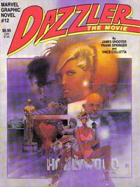 Cover Thumbnail for Marvel Graphic Novel (Marvel, 1982 series) #12 - Dazzler: The Movie