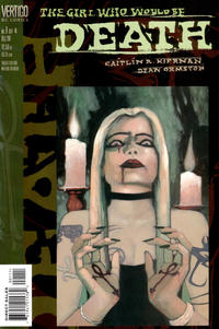 Cover Thumbnail for The Girl Who Would Be Death (DC, 1998 series) #1