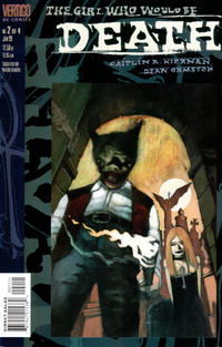 Cover Thumbnail for The Girl Who Would Be Death (DC, 1998 series) #2