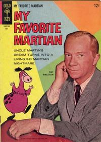 Cover Thumbnail for My Favorite Martian (Western, 1964 series) #4