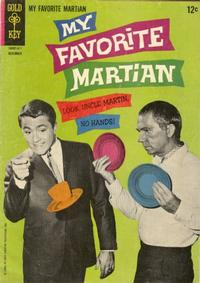Cover Thumbnail for My Favorite Martian (Western, 1964 series) #6