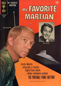 Cover Thumbnail for My Favorite Martian (Western, 1964 series) #7