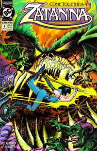Cover Thumbnail for Zatanna (DC, 1993 series) #4