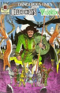 Cover Thumbnail for Dangerous Times (Evolution Comics, 1989 series) #1