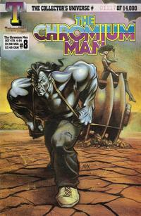 Cover for The Chromium Man (Triumphant, 1993 series) #8