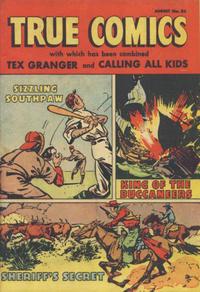 Cover Thumbnail for True Comics (Parents' Magazine Press, 1941 series) #84