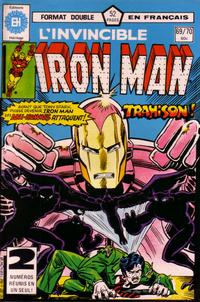 Cover Thumbnail for L'Invincible Iron Man (Editions Héritage, 1972 series) #69/70