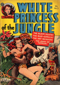 Cover Thumbnail for White Princess of the Jungle (Avon, 1951 series) #3