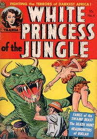 Cover Thumbnail for White Princess of the Jungle (Avon, 1951 series) #4