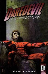 Cover Thumbnail for Daredevil (Marvel, 2002 series) #7 - Hardcore
