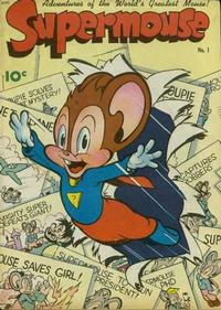 Cover Thumbnail for Supermouse (Pines, 1948 series) #1