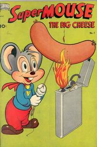 Cover Thumbnail for Supermouse (Pines, 1948 series) #7