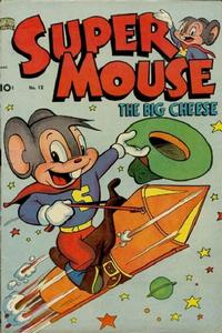 Cover Thumbnail for Supermouse (Pines, 1948 series) #12