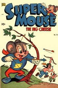 Cover Thumbnail for Supermouse (Pines, 1948 series) #13