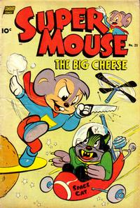 Cover Thumbnail for Supermouse (Pines, 1948 series) #23