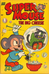 Cover Thumbnail for Supermouse (Pines, 1948 series) #25
