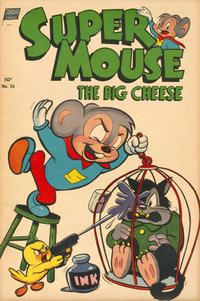 Cover Thumbnail for Supermouse (Pines, 1948 series) #26