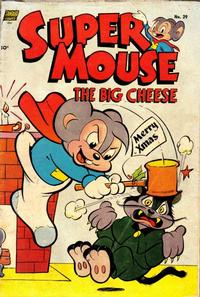 Cover Thumbnail for Supermouse (Pines, 1948 series) #29