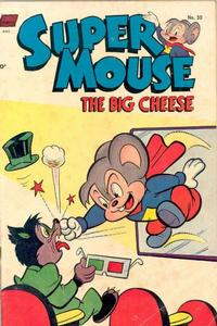 Cover Thumbnail for Supermouse (Pines, 1948 series) #30