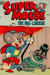 Cover Thumbnail for Supermouse (Pines, 1948 series) #31