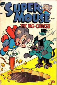 Cover Thumbnail for Supermouse (Pines, 1948 series) #32