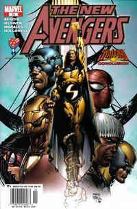 Cover Thumbnail for New Avengers (Marvel, 2005 series) #10 [Newsstand]