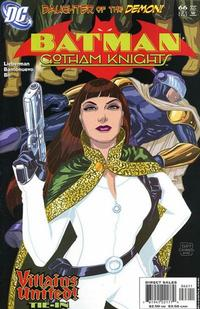 Cover Thumbnail for Batman: Gotham Knights (DC, 2000 series) #66