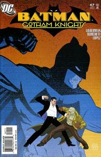 Cover Thumbnail for Batman: Gotham Knights (DC, 2000 series) #67