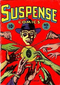 Cover Thumbnail for Suspense Comics (Temerson / Helnit / Continental, 1943 series) #10