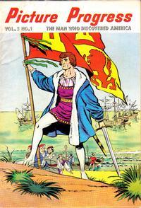 Cover Thumbnail for Picture Progress (Gilberton, 1954 series) #v3#1