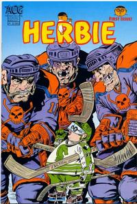 Cover Thumbnail for Return of Herbie (Avalon Communications, 1996 series) #1