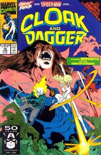Cover Thumbnail for Cloak and Dagger (Marvel, 1990 series) #18