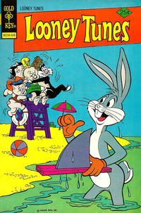 Cover Thumbnail for Looney Tunes (Western, 1975 series) #9 [Gold Key]