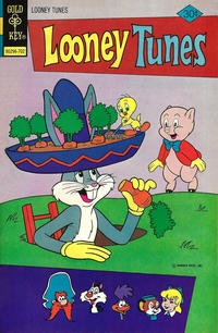 Cover Thumbnail for Looney Tunes (Western, 1975 series) #12