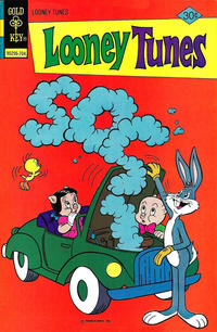 Cover Thumbnail for Looney Tunes (Western, 1975 series) #13