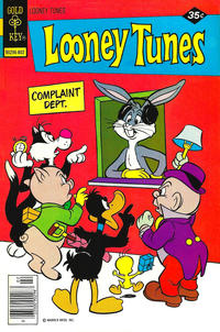 Cover Thumbnail for Looney Tunes (Western, 1975 series) #18