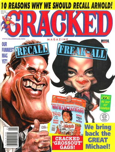 Cover for Cracked (American Media, 2000 series) #362