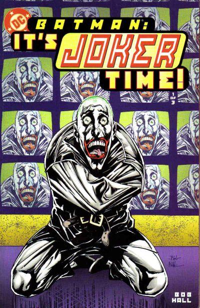Cover for Batman: Joker Time (DC, 2000 series) #1